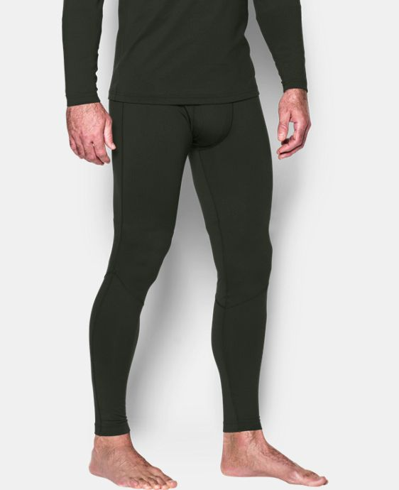 Men's UA ColdGear® Infrared Fitted Leggings LIMITED TIME: FREE U.S. SHIPPING  $31.49 to $41.99