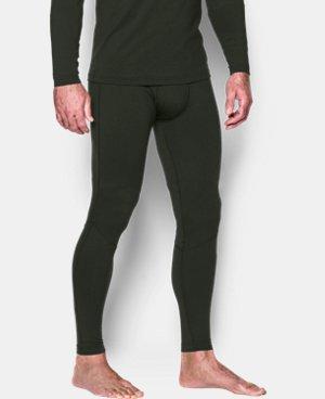 Men's UA ColdGear® Infrared Fitted Leggings LIMITED TIME: FREE U.S. SHIPPING 1 Color $31.49 to $41.99