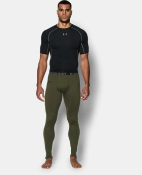 Men's UA ColdGear® Infrared Fitted Leggings  1 Color $42.99