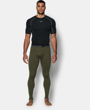 Men's UA ColdGear® Infrared Fitted Leggings  1 Color $32.24