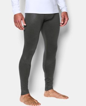 Men's UA ColdGear® Infrared Fitted Leggings  1  Color Available $54.99