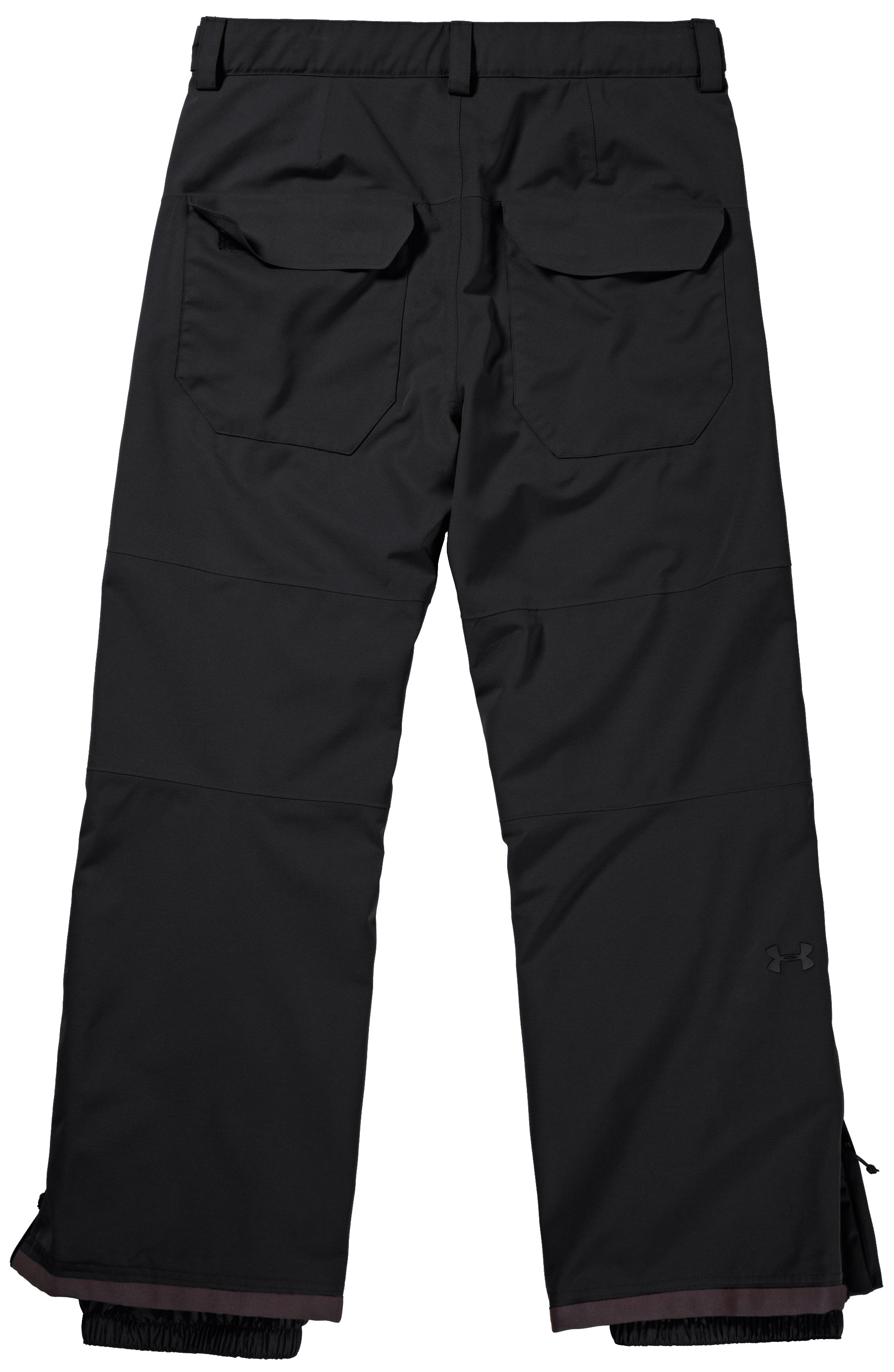 Men's ColdGear® Infrared Hatcher Pants, Black