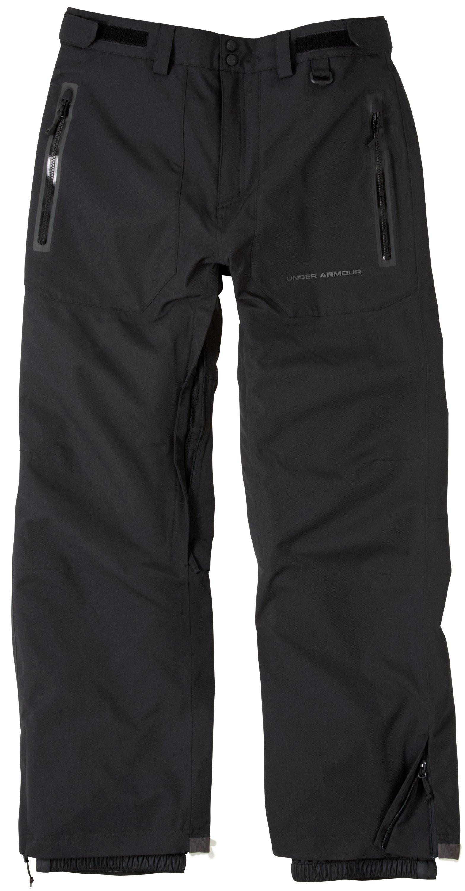 Men's ColdGear® Infrared Hatcher Pants, Black , Laydown