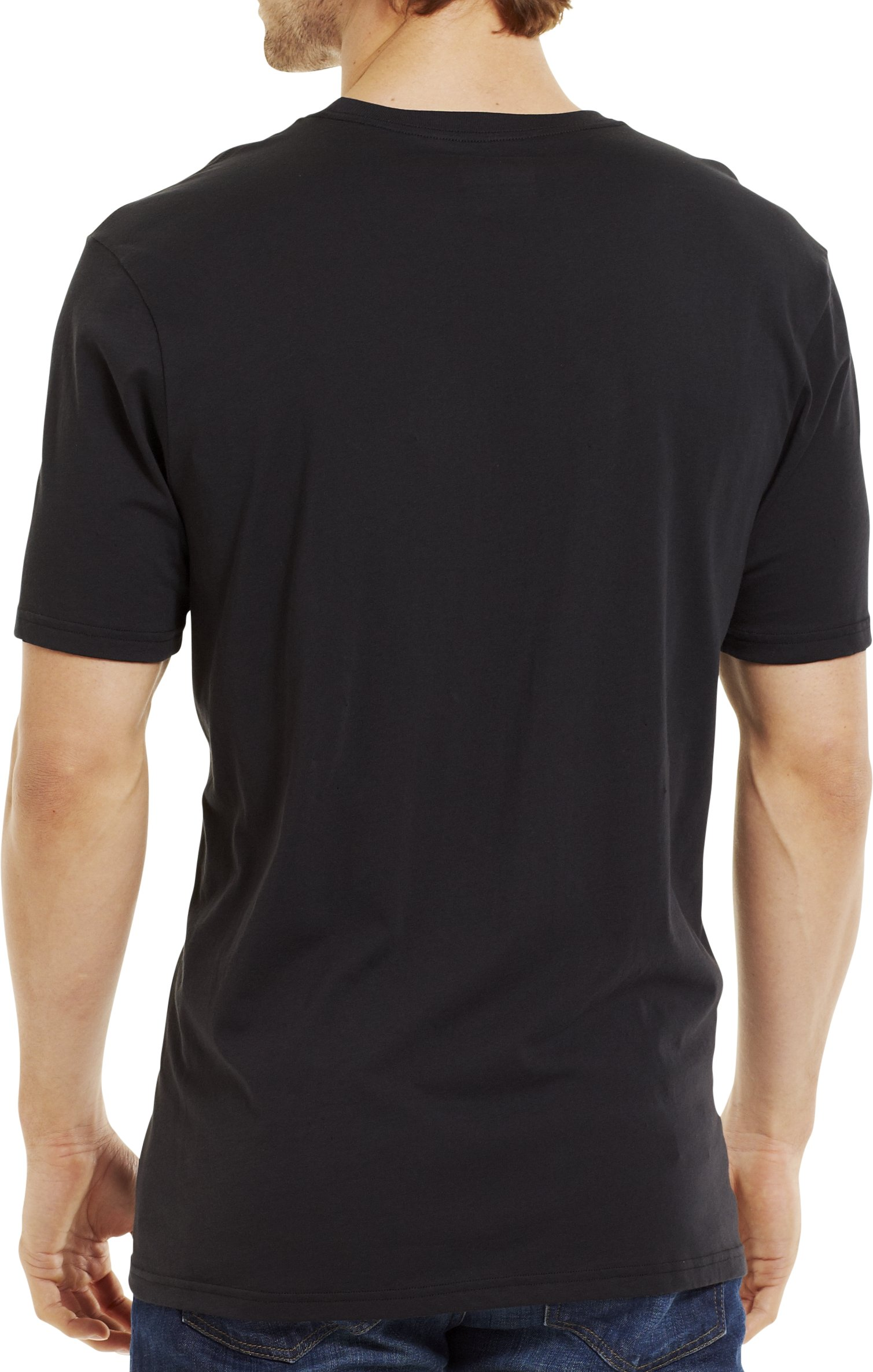 Men's UA Sugar T-Shirt, Black , Back