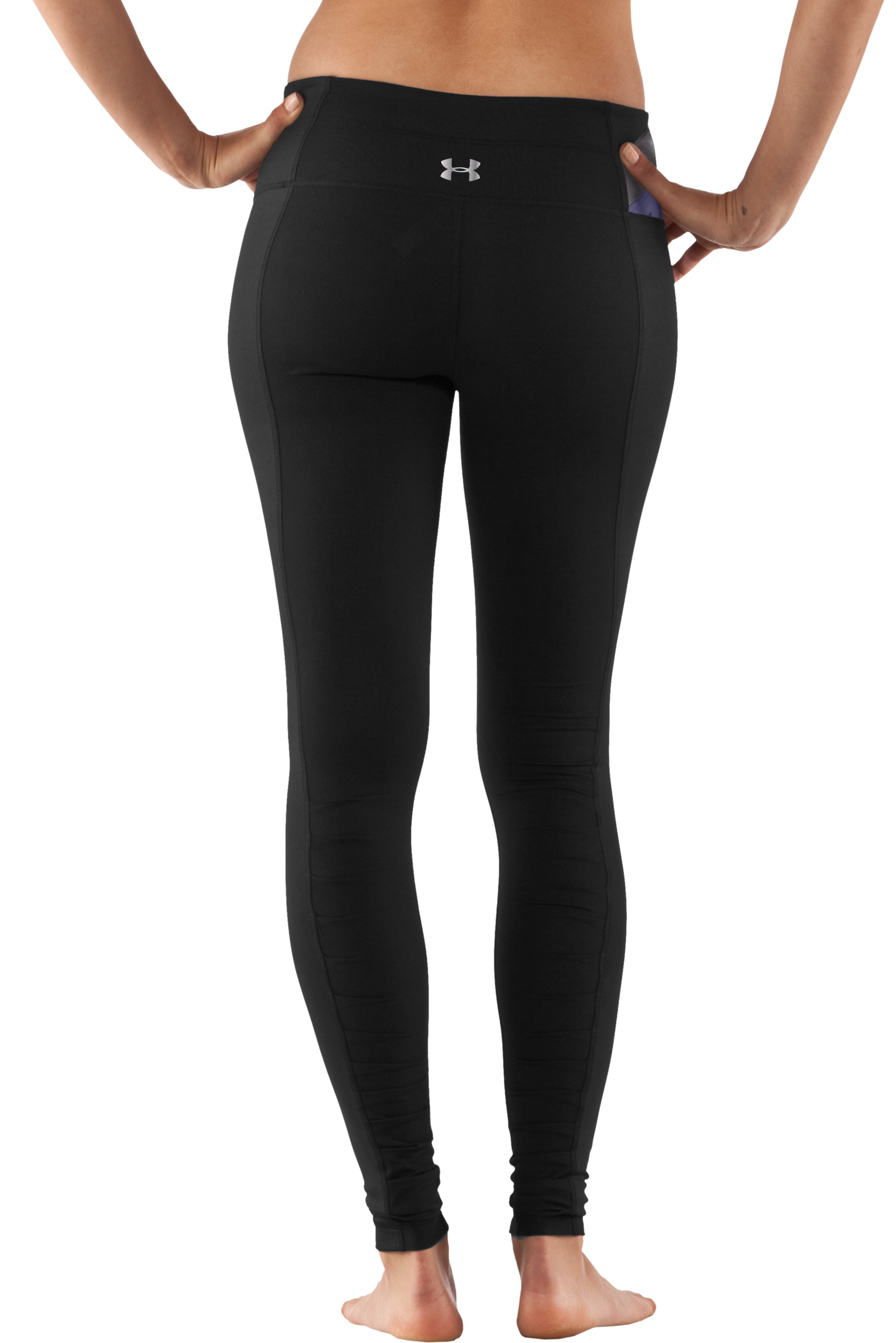 Women's UA Perfect Shape Legging, Black ,