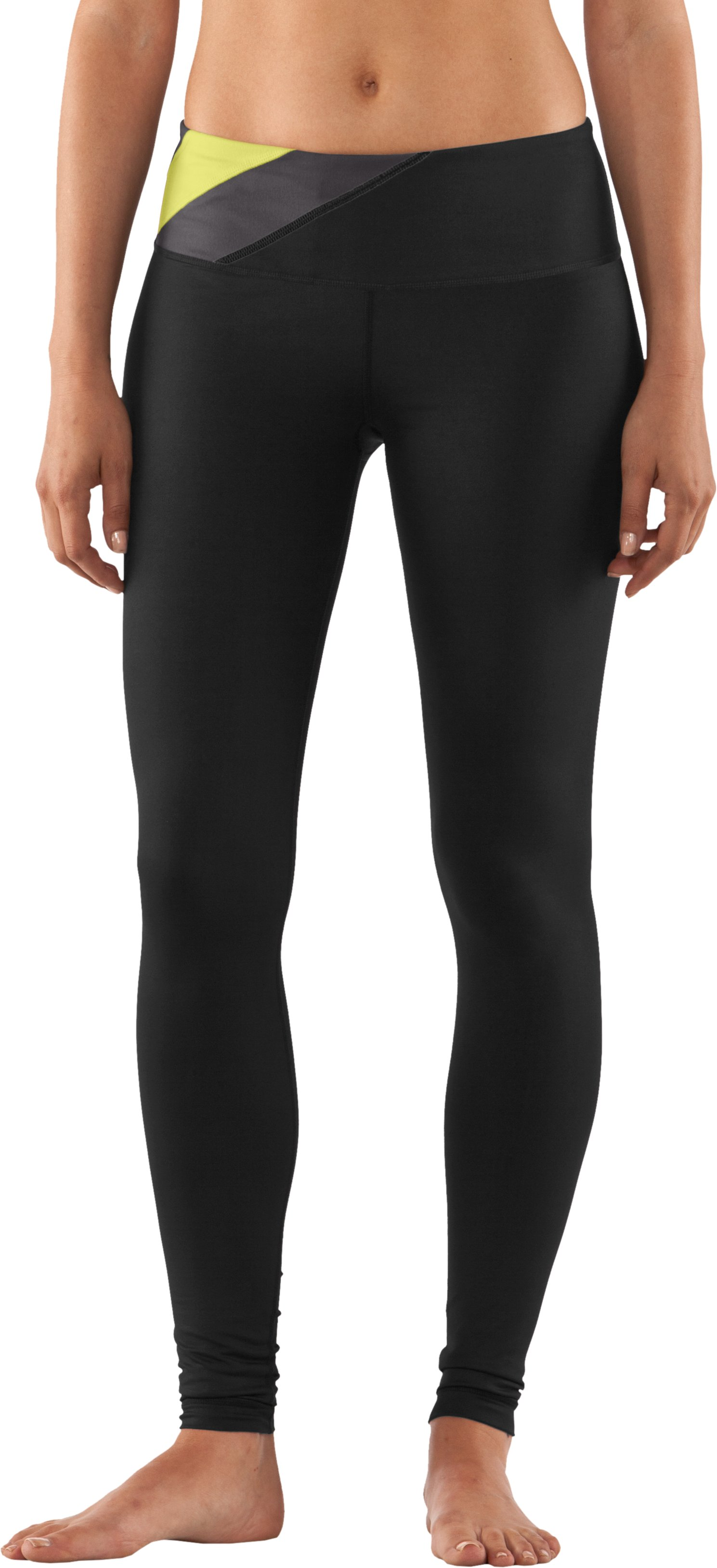 Women's UA Perfect Shape Legging, Black , zoomed image