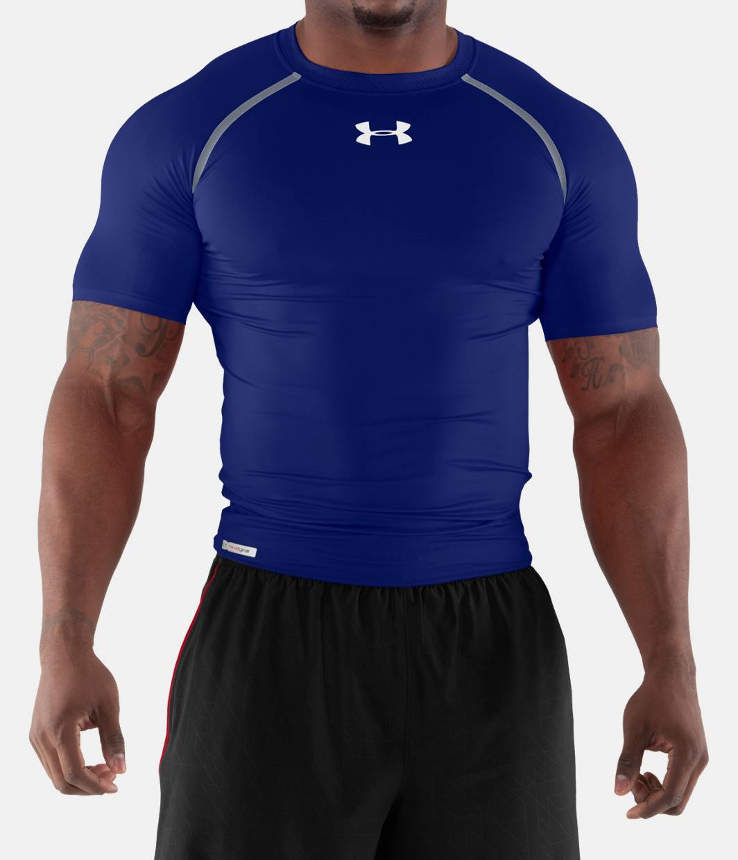 Under Armour Men/'s UA HeatGear® Dynasty Vented Compression Shirt