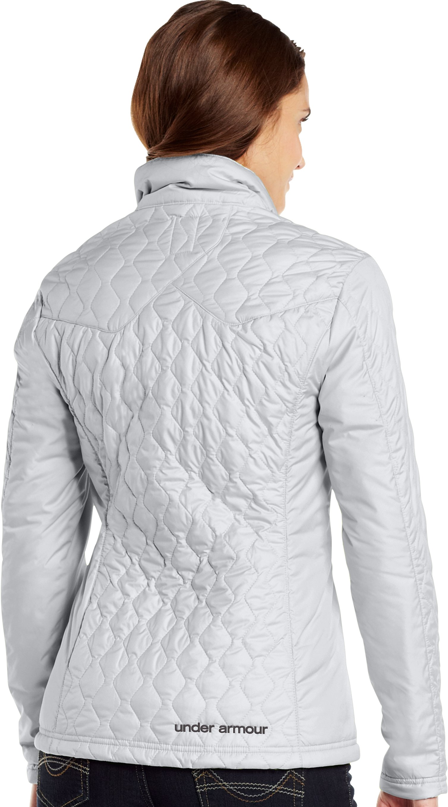 Women's ColdGear® Infrared Alpinlite Jacket, Elemental, Back