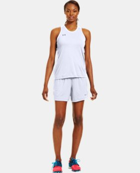 Women's UA Recruit Sleeveless T-Shirt LIMITED TIME: FREE U.S. SHIPPING 4 Colors $17.24