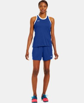 Women's UA Recruit Sleeveless T-Shirt LIMITED TIME: FREE U.S. SHIPPING 2 Colors $17.24