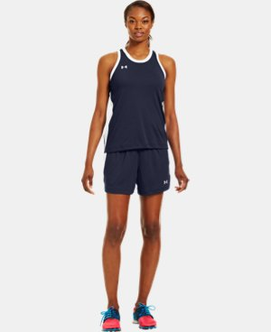 Women's UA Recruit Sleeveless T-Shirt LIMITED TIME: FREE U.S. SHIPPING 1 Color $17.24