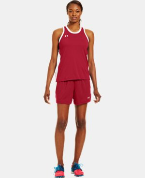 Women's UA Recruit Sleeveless T-Shirt  1 Color $17.99 to $22.99