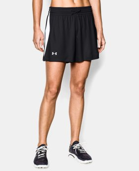 Women's UA Recruit Shorts LIMITED TIME: FREE SHIPPING 1 Color $34.99