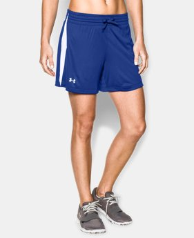 Women's UA Recruit Shorts LIMITED TIME: FREE SHIPPING 4 Colors $29.99