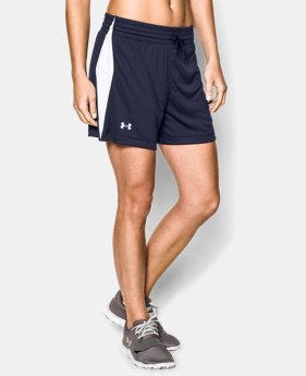 Women's UA Recruit Shorts