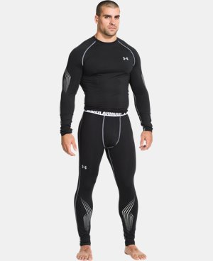 Men's UA Hockey Grippy Fitted Top  1 Color $33.74