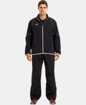 Men's UA Storm Puck Warm-Up Jacket  1 Color $39.74