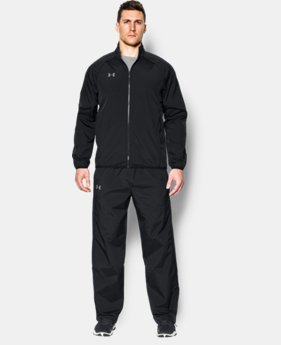 New Arrival  Men's UA Storm Puck Warm-Up Jacket   $69.99