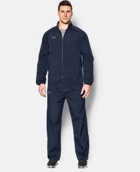 New Arrival  Men's UA Storm Puck Warm-Up Jacket  1 Color $69.99