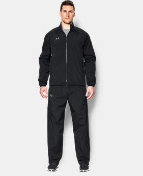 New Arrival  Men's UA Storm Puck Warm-Up Pants  2 Colors $59.99