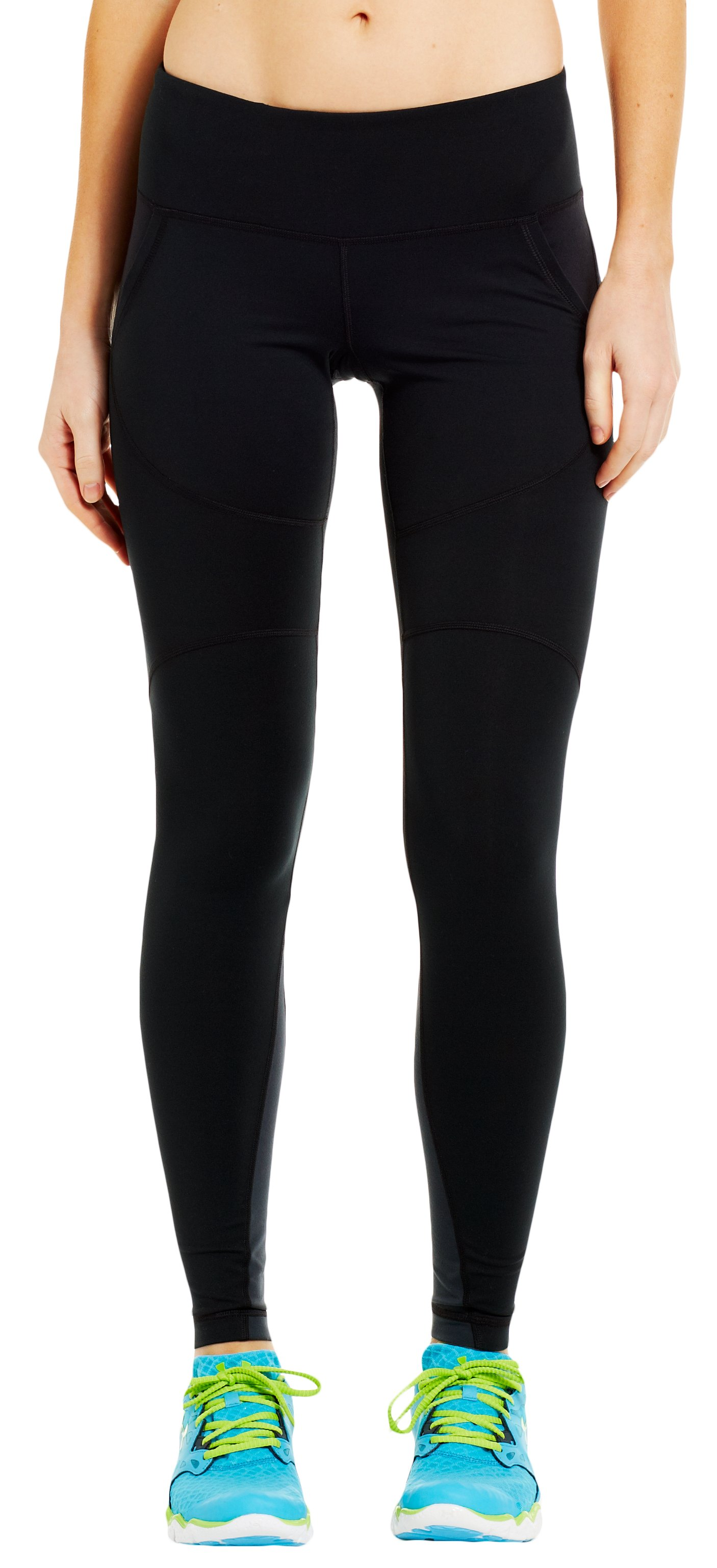 Women's UA Perfect Pocket Legging, Black