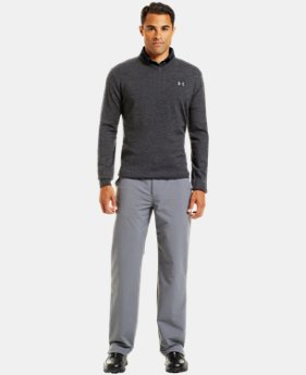 Men's UA V-Neck Sweater  1 Color $79.99