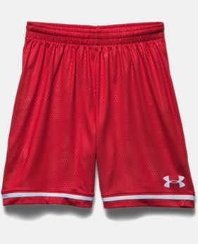 Boys' UA Highlight Soccer Shorts