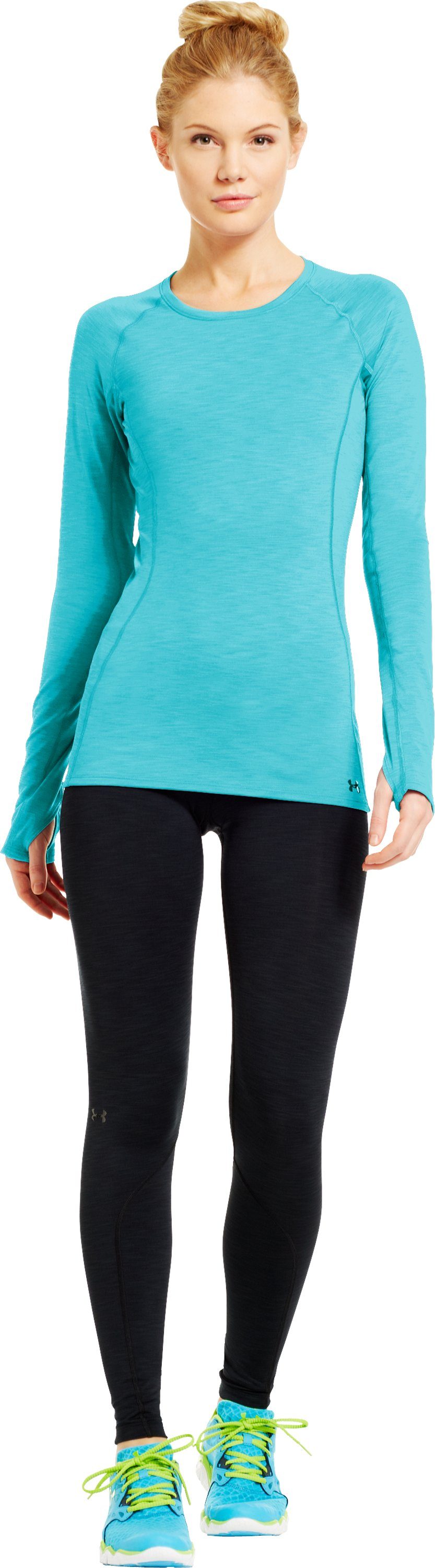 Women's UA Cozy Crew, Tobago, zoomed image