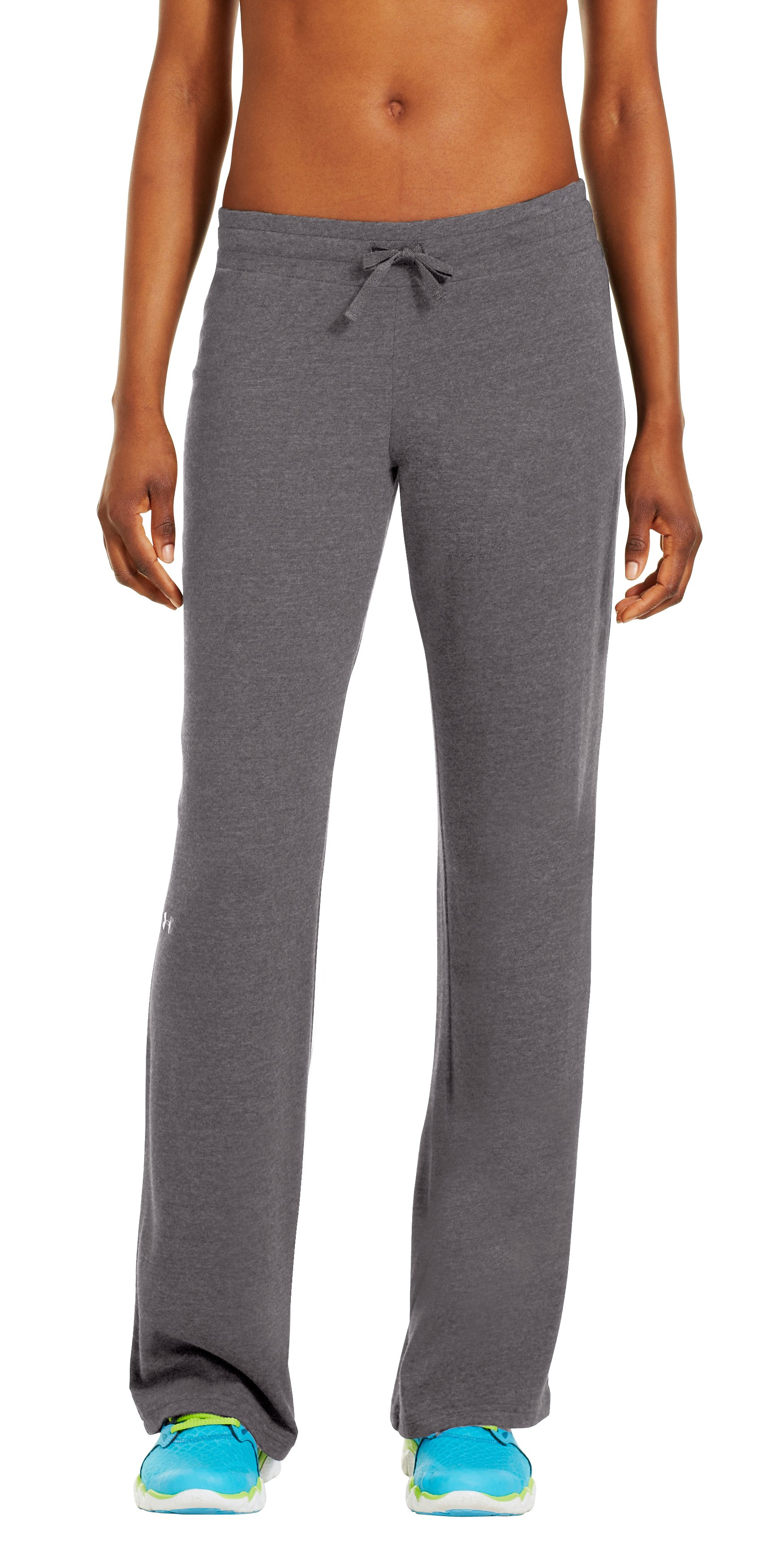 "Women's Charged Cotton® Storm Undeniable 32"" Pant, Charcoal"