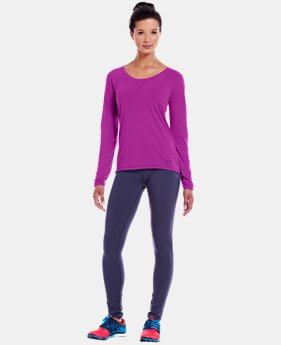 Women's UA Ultimate Burnout Long Sleeve
