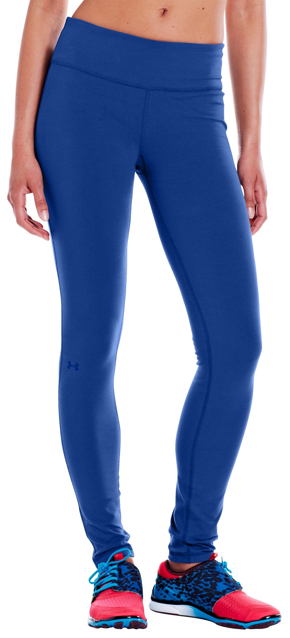 "Women's Charged Cotton® Ultimate 28"" Legging, BLU-AWAY, undefined"