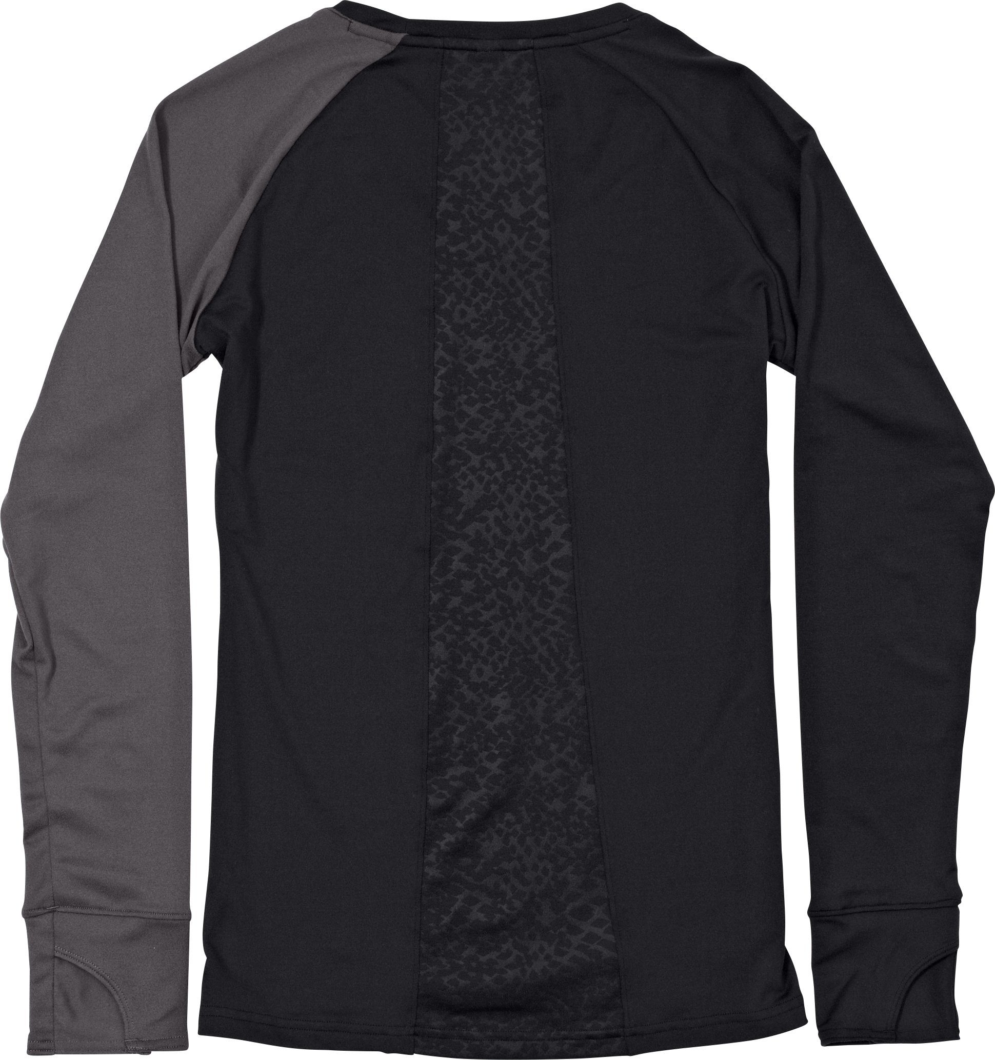 Women's UA Catalyst Elevate Long Sleeve, Black