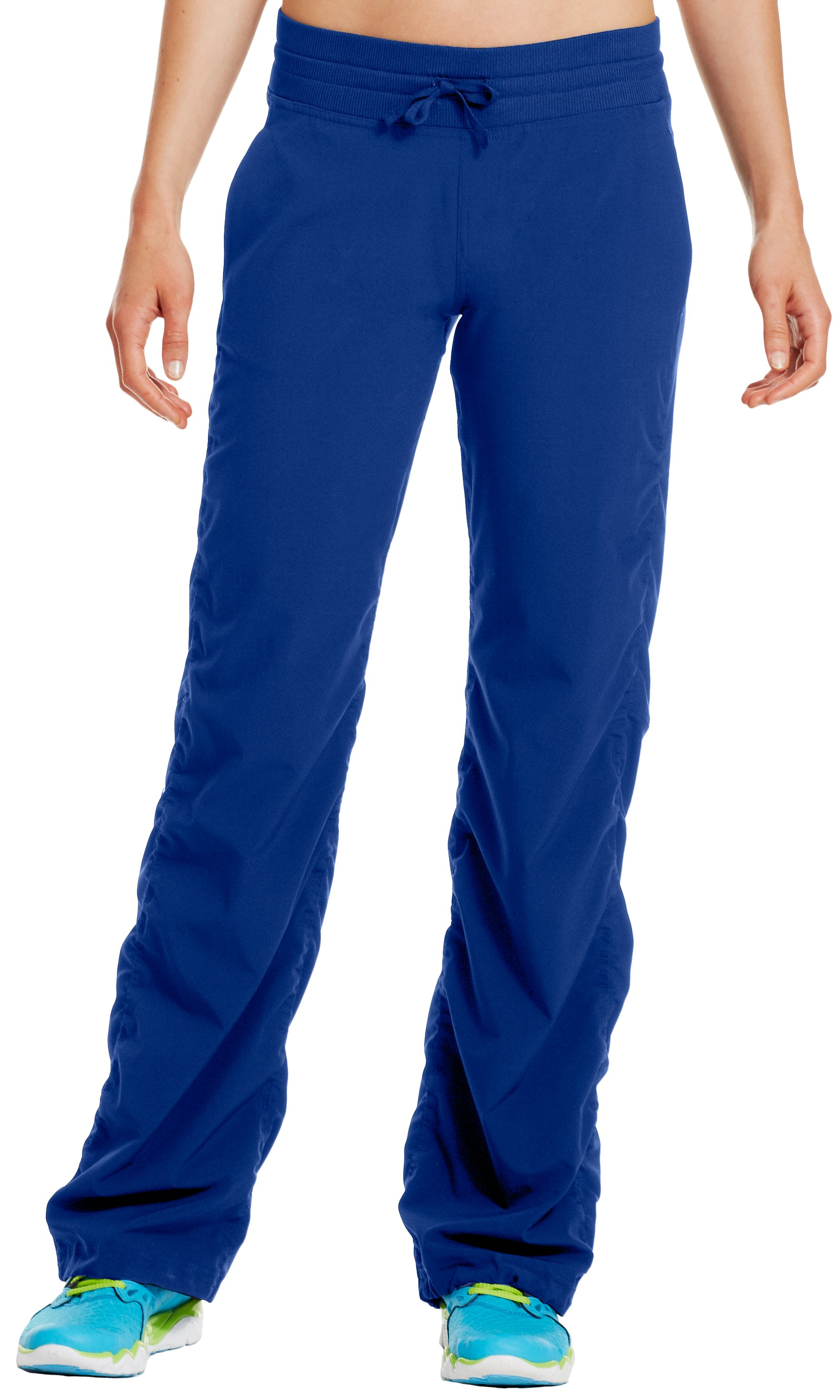 "Women's UA Icon 32"" Pant, BLU-AWAY"