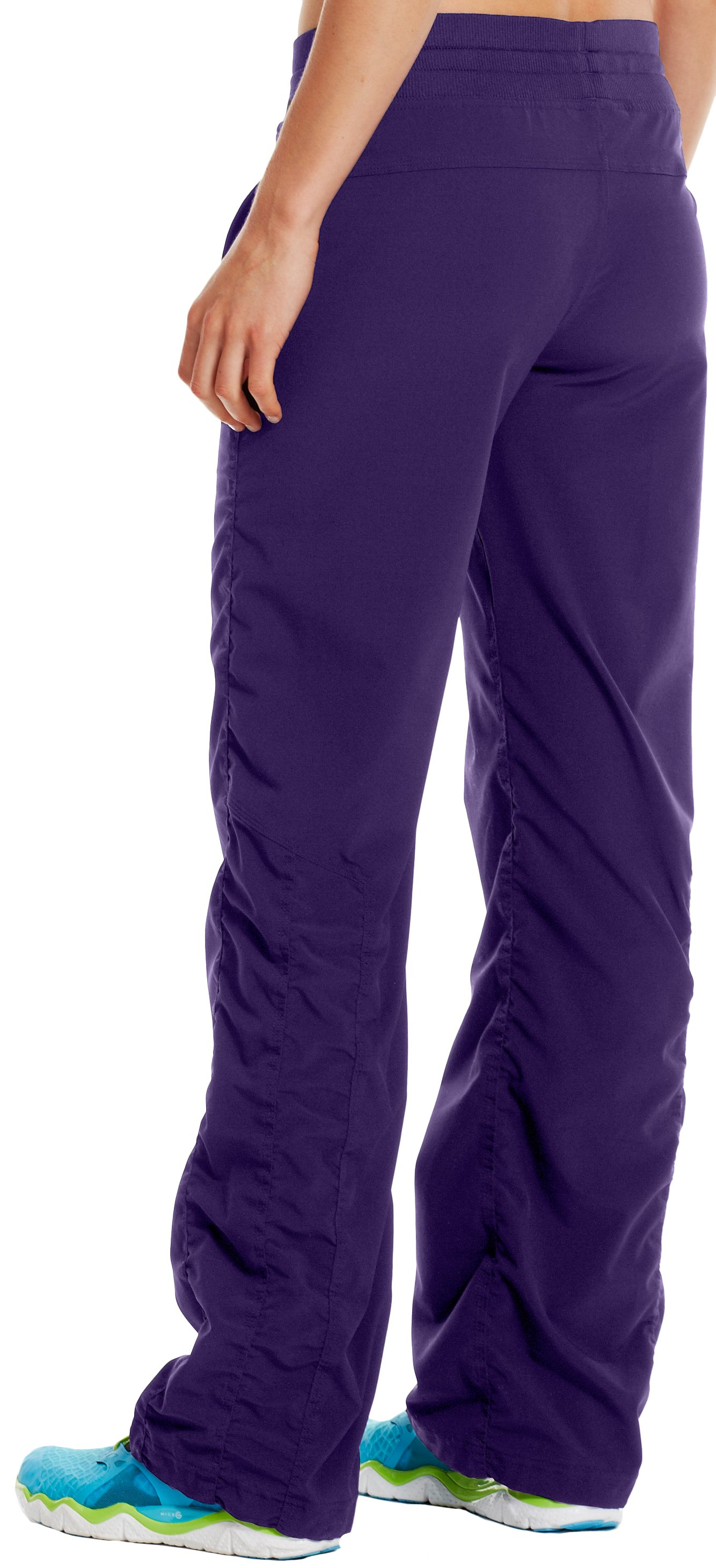 "Women's UA Icon 32"" Pant, Purple Rain, undefined"