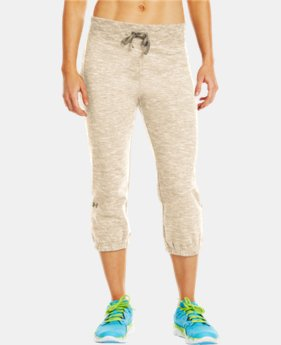 "Women's Charged Cotton® Storm Marble 21"" Capri  1 Color $36.99"