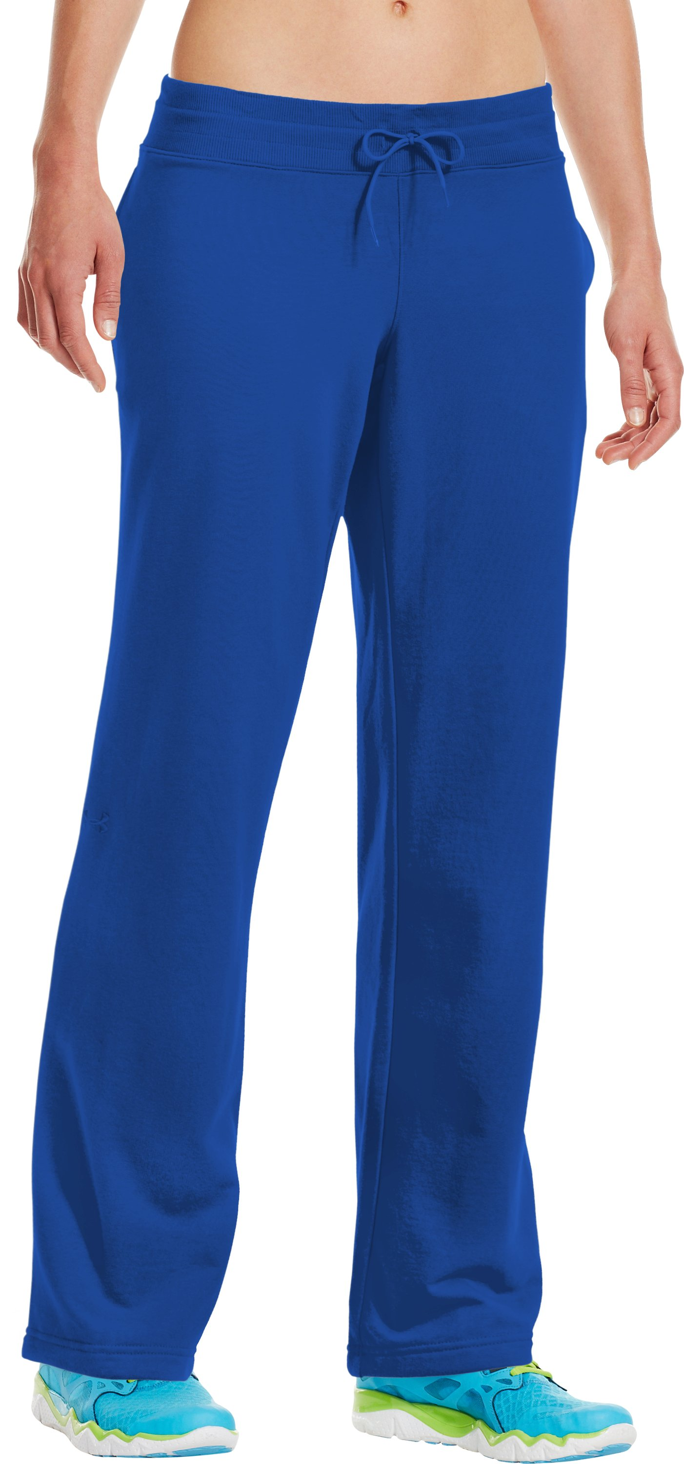 "Women's Charged Cotton® Storm Marble 32"" Pant, BLU-AWAY, zoomed image"