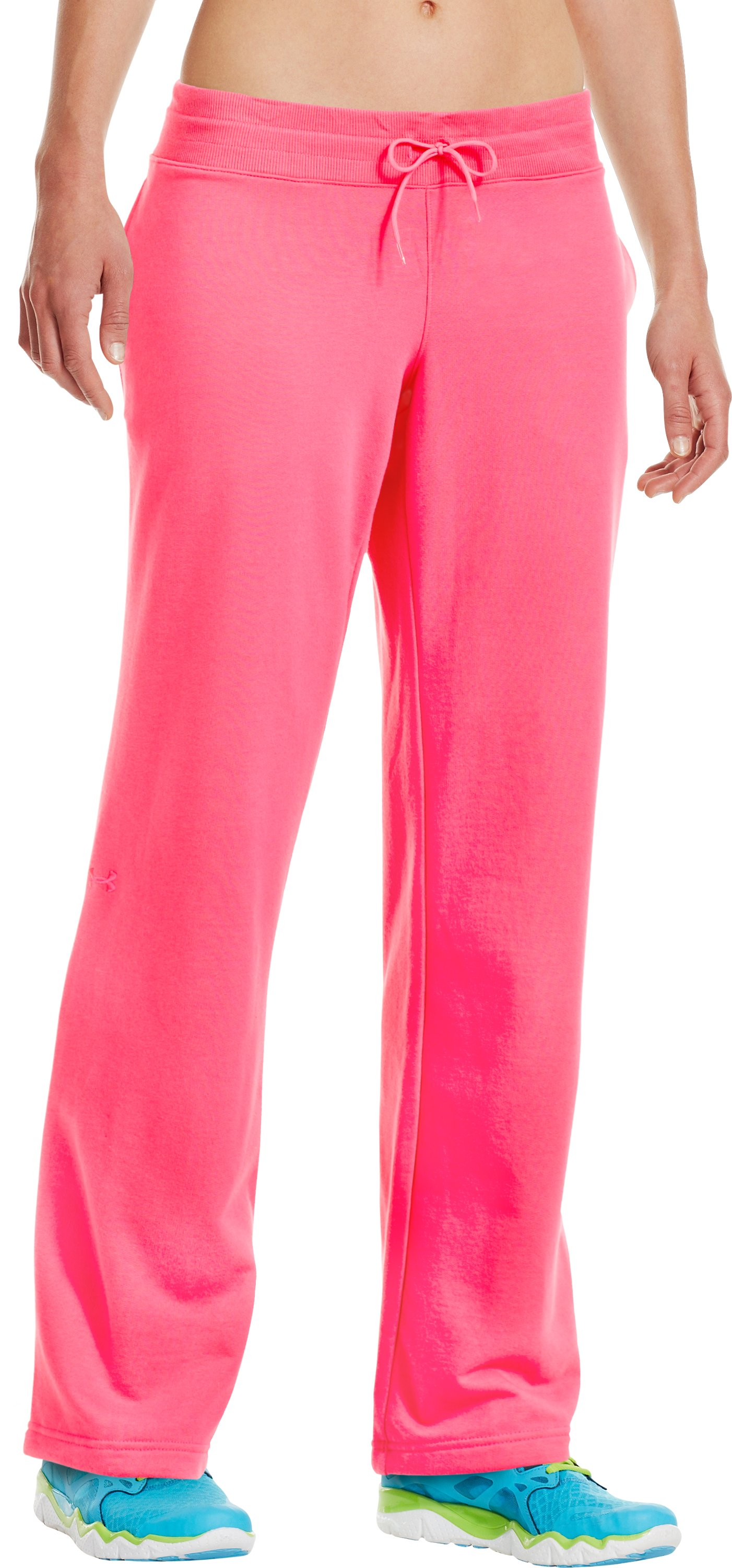 "Women's Charged Cotton® Storm Marble 32"" Pant, PINKADELIC, zoomed image"