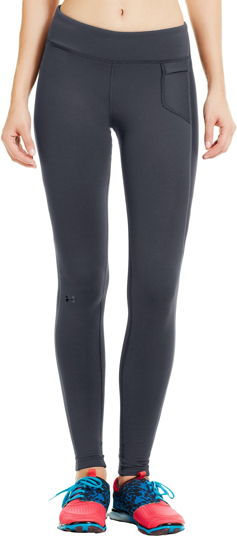 Women's UA Armour® Stretch ColdGear® Tight, Lead