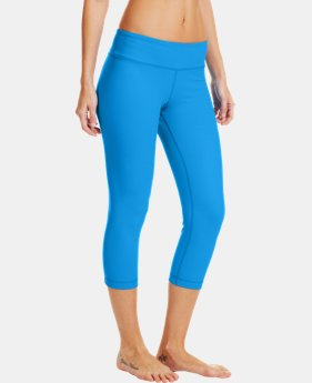 "Women's UA StudioLux® Denim 20"" Capri"