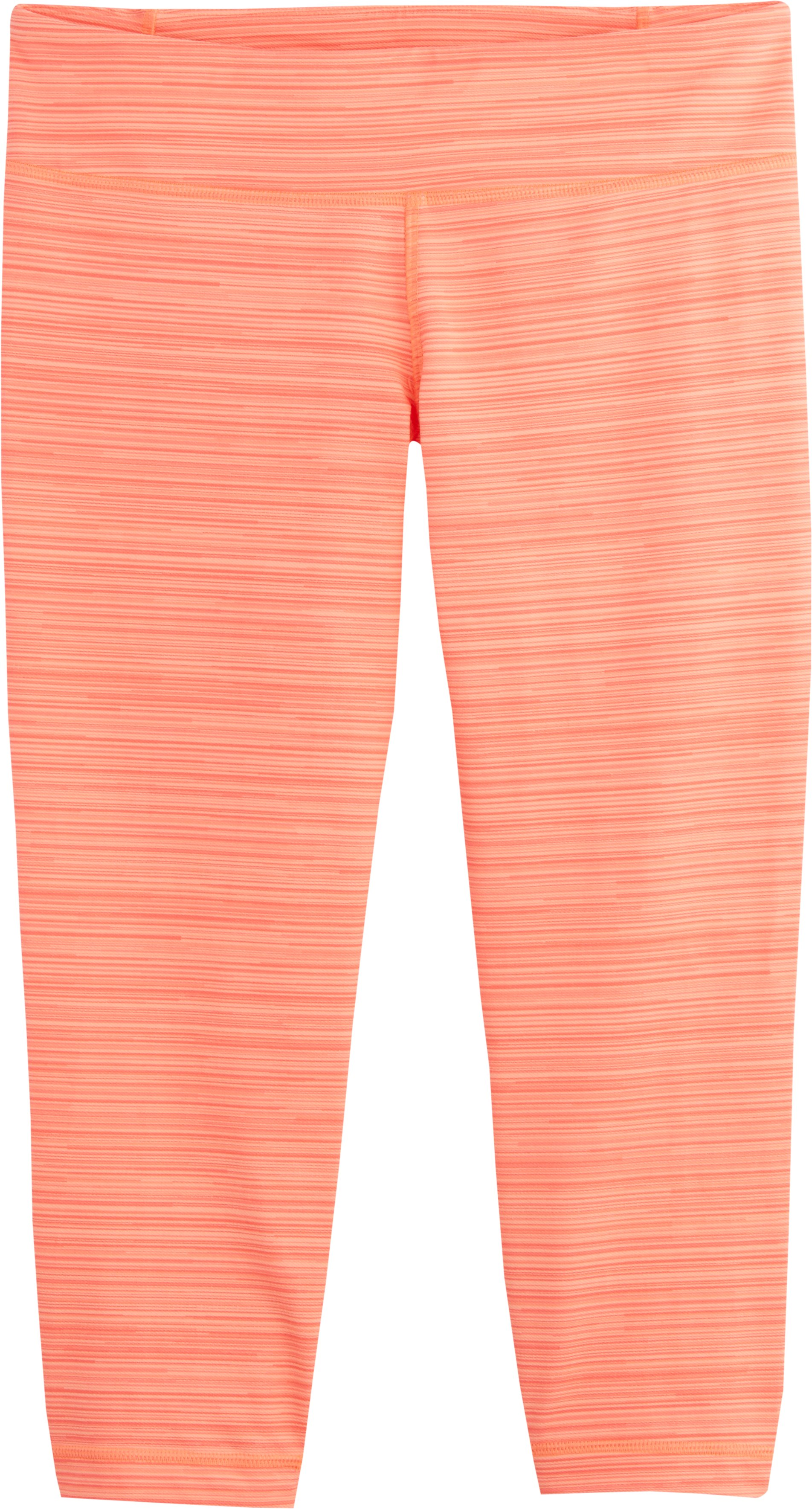 "Women's UA StudioLux® Denim 20"" Capri, Afterglow, Laydown"