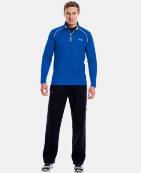 Men's ColdGear® Infrared Thermo ¼ Zip  1 Color $55.99