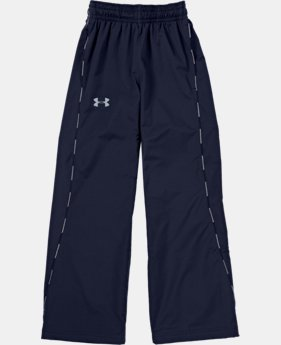 Boys'' UA Storm Puck Warm-Up Pants