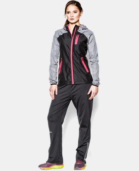 Women's UA Qualifier Woven Jacket  2 Colors $47.99 to $79.99