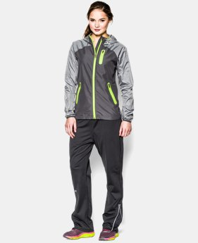 Women's UA Qualifier Woven Jacket