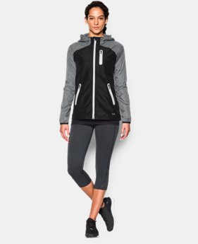 Women's UA Qualifier Woven Jacket  1 Color $89.99