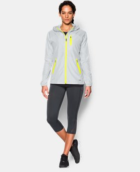 Women's UA Qualifier Woven Jacket  1 Color $67.99