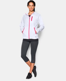 Women's UA Qualifier Woven Jacket  1 Color $50.99