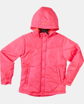 Girls' ColdGear® Infrared Alpinlite Parka