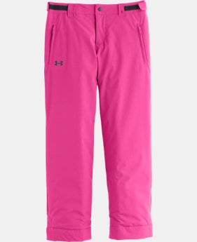 Girls' ColdGear® Infrared Fader Pant