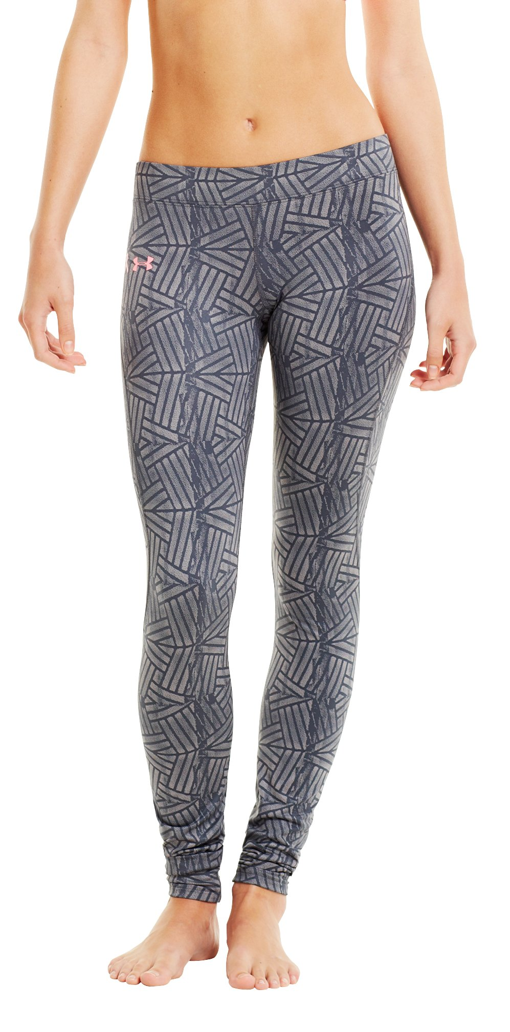 Women's UA PIP® Printed Legging, Lead